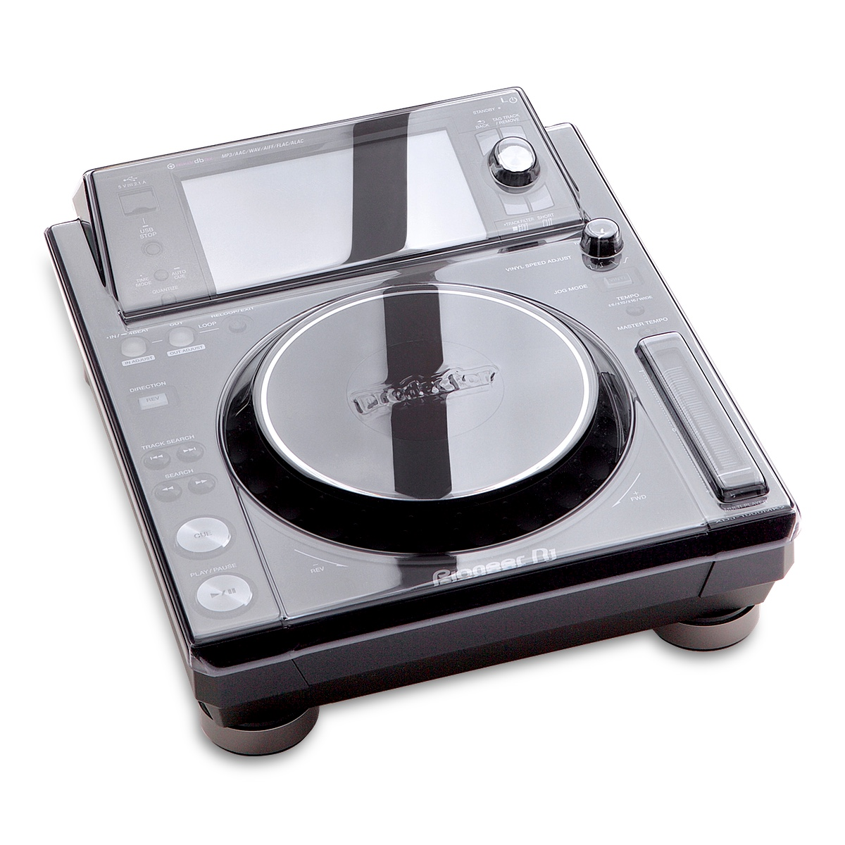 Prodector Pioneer XDJ-1000 MK2 dustcover